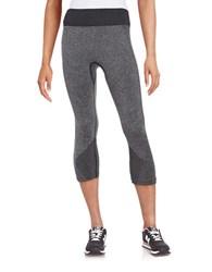 New Balance Cropped Active Leggings Black