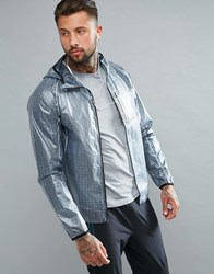 Saucony Running Exo Running Jacket In Grey Sam800015 Fsp Grey