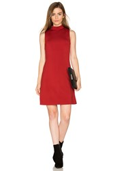 Bb Dakota Bales Dress Red