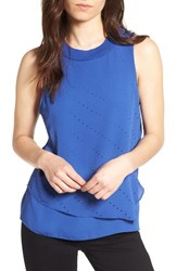 Trouve Women's Laser Cut Tank