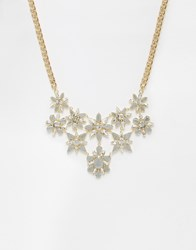 Coast Queenie Necklace Gold