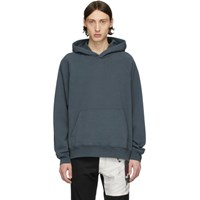 Enfants Riches Deprimes Green Garcons Hoodie