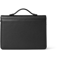Mulberry Grained Leather Portfolio Black