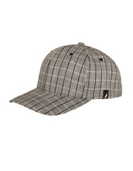 Kangol Plaid Flexfit Bb Cap Blue