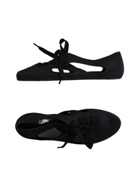 F Troupe Sneakers Black