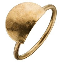 People Tree Semi Circle Ring Gold