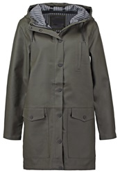 Minimum Kirsten Parka Racing Green Khaki