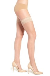 Donna Karan Women's Beyond The Nudes Stay Up Stockings A03