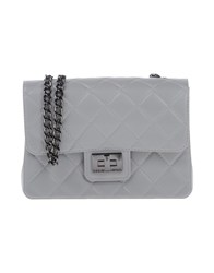 Designinverso Handbags Grey