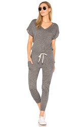 N Philanthropy Space Jumpsuit Gray
