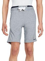 Superdry Orange Label Shorts Grey