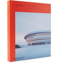 Phaidon Architizer The World's Best Architecture Hardcover Book Red