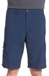 Mountain Hardwear Men's 'Castil' Cargo Shorts Hardwear Navy