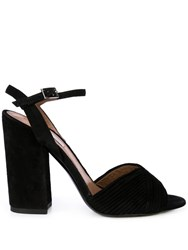 Tabitha Simmons Kali Bis Sandals Black