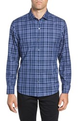 Zachary Prell Ronnie Classic Fit Sport Shirt Midnight