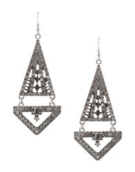 Jolie By Edward Spiers Earrings Silver
