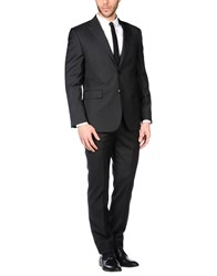 Nardelli Suits Steel Grey