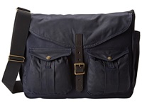 Filson Game Bag Messenger Heritage Navy Orange Bags Blue