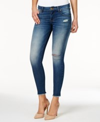Kut From The Kloth Connie Ripped Harmonic Wash Skinny Jeans