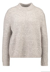 Warehouse Jumper Neutral Off White