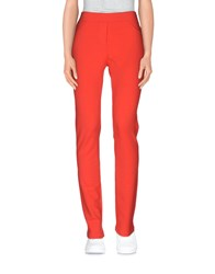 Vdp Club Trousers Casual Trousers Women Red