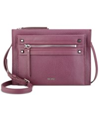 Nine West Get Poppin Crossbody Red