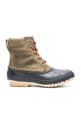 Sorel Cheyanne Lace Full Grain Sage