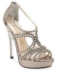 E Live From The Red Carpet Elvira Evening Sandals Women's Shoes