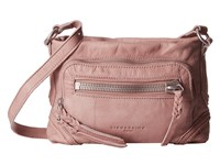 Liebeskind Suita Macaque Pink Cross Body Handbags Tan