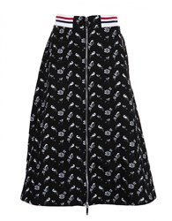 Thom Browne Skirt Black Multi