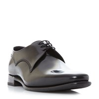 Barker Connelly Plain Chisel Gibson Shoes Black