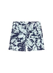 Onia 'Calder 7.5 ' Floral Print Swim Shorts Multi Colour