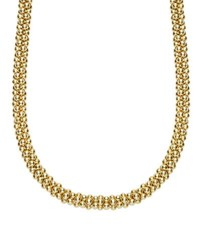 Lagos 4Mm 18K Caviar Rope Necklace 18