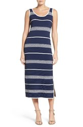 Laundry By Shelli Segal Women's Midi Sweater Dress