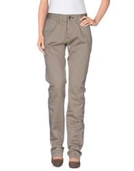 Dr. Denim Dr Denim Trousers Casual Trousers Women Khaki