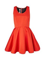 Mcq By Alexander Mcqueen Mcq Alexander Mcqueen Volume Tank Dress Red