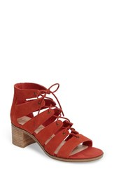 Sole Society Women's Leigh Sandal Paprika
