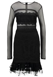 Three Floor Stargate Cocktail Dress Party Dress Black