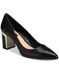 Dkny Elie Pumps Created For Macy's Black