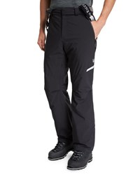 Stefano Ricci Straight Fit Ski Trousers Gray