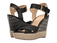 Guess Sanda Black Women's Wedge Shoes