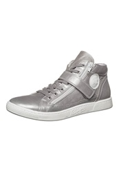 Pataugas Janis Hightop Trainers Argent Silver