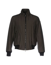 Historic Research Jackets Dark Green