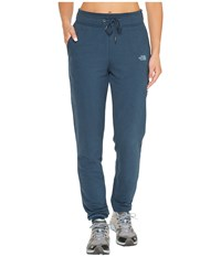 The North Face French Terry Pants Ink Blue Provincial Blue Women's Casual Pants