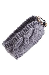 Women's Berry Cable Knit Turban