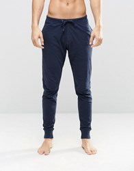 Esprit Joggers Cuffed Ankle In Regular Fit Navy