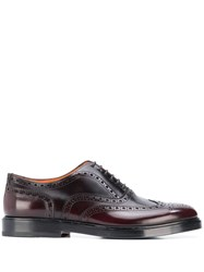 Santoni Embellished Oxford Shoes 60