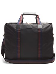 Paul Smith Nylon Suit Carrier Holdall Black