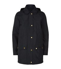 Barbour Gust Jacket Female Navy