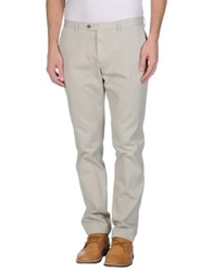 Hardy Amies Casual Pants Light Grey